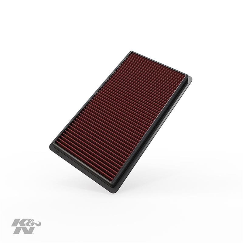 K/&N 33-2357 High Performance Replacement Air Filter