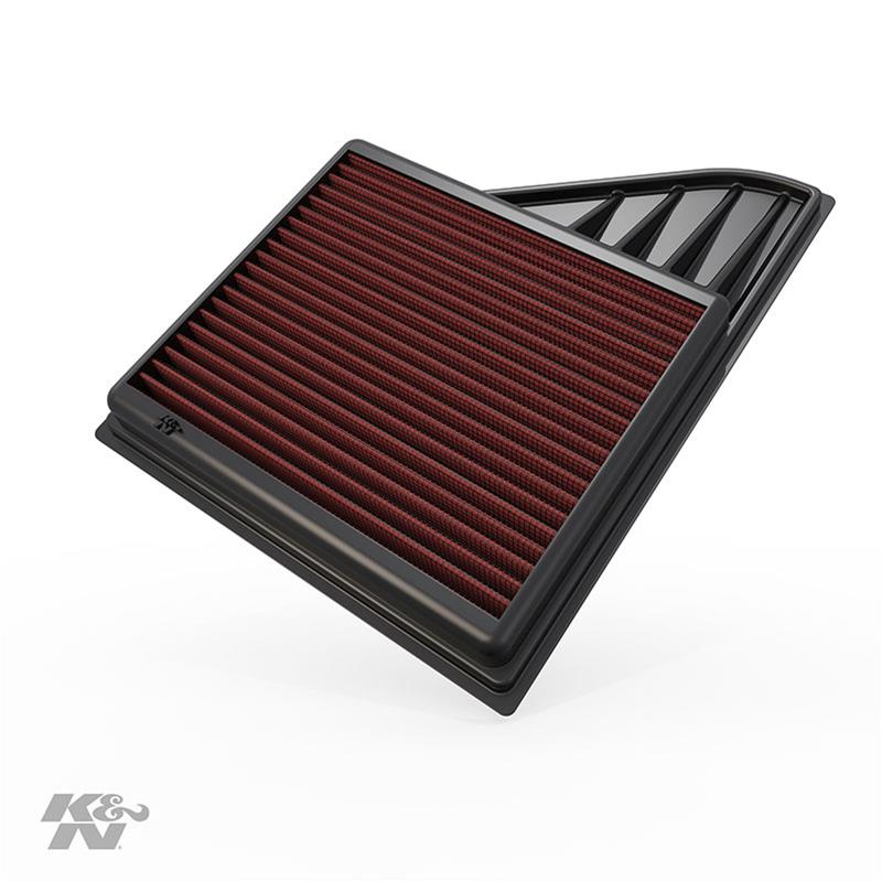 K/&N Filters Performance Replacement Air Panel Filter Element 33-3051