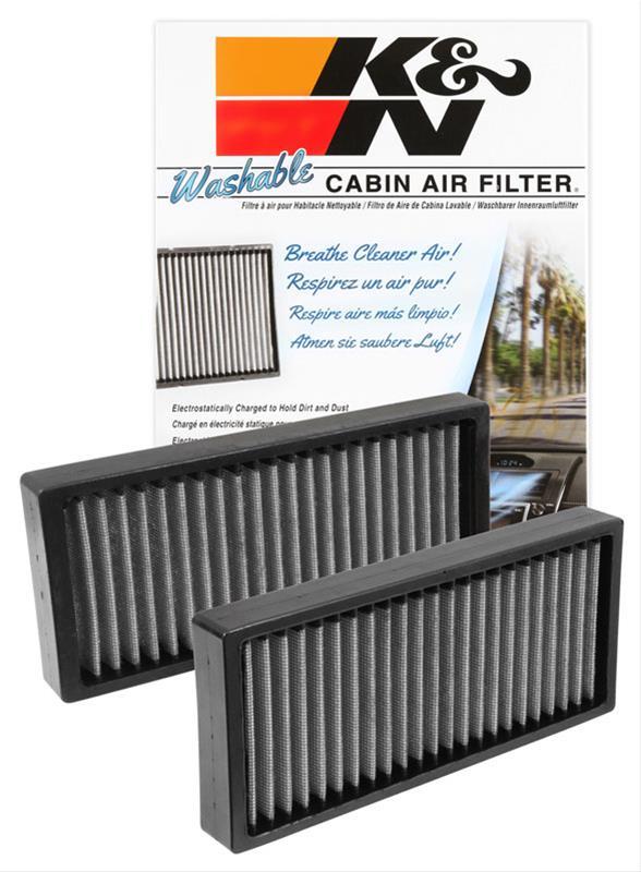 K/&N KNN Cabin Air Filter VF1002