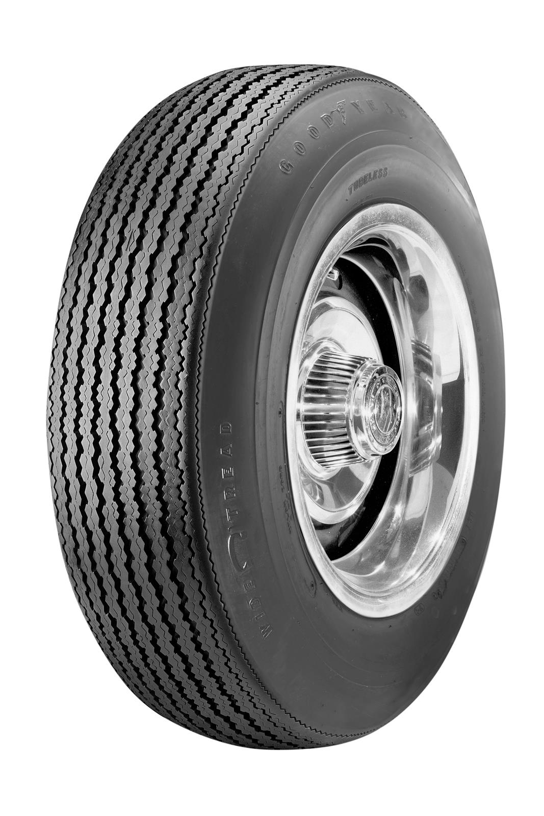 Kelsey Tire Goodyear F70/15 Speedway Wide Tread Tires CB3HF
