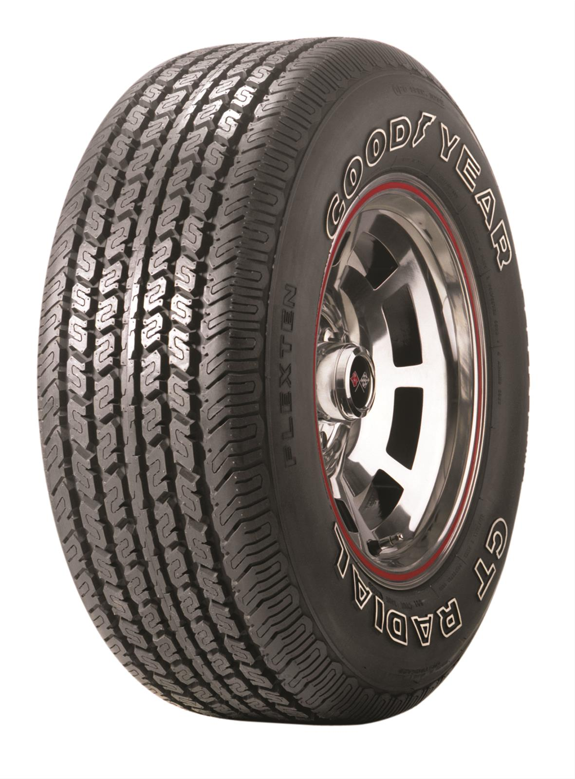 Kelsey Tire Goodyear GT Radial Tires P3AHF Free Shipping