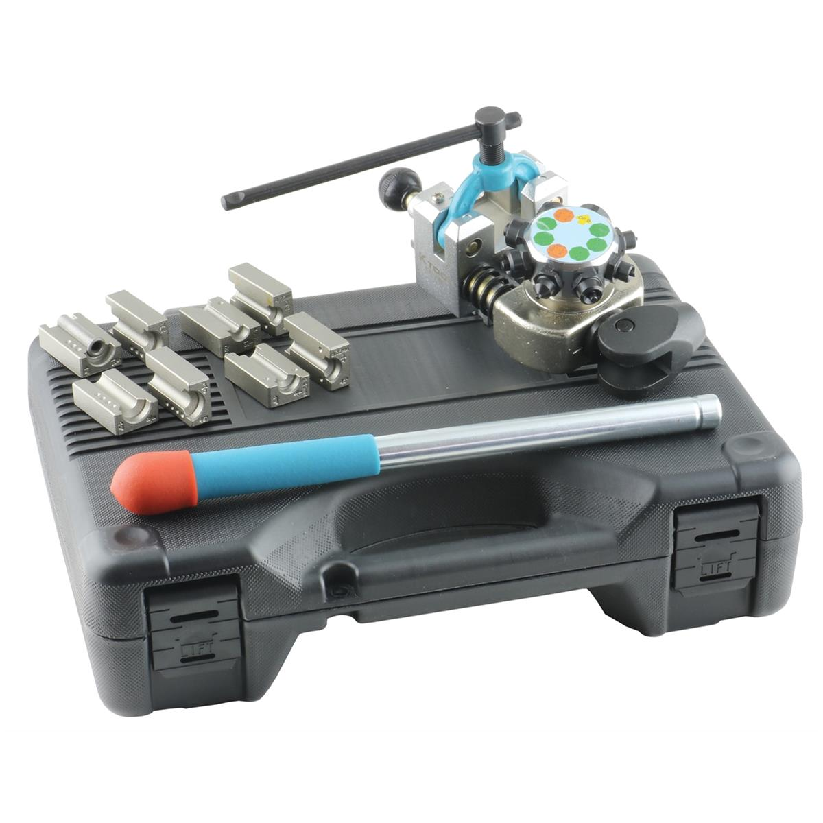 Brake Liner Tool : K tool international brake line flaring double flare