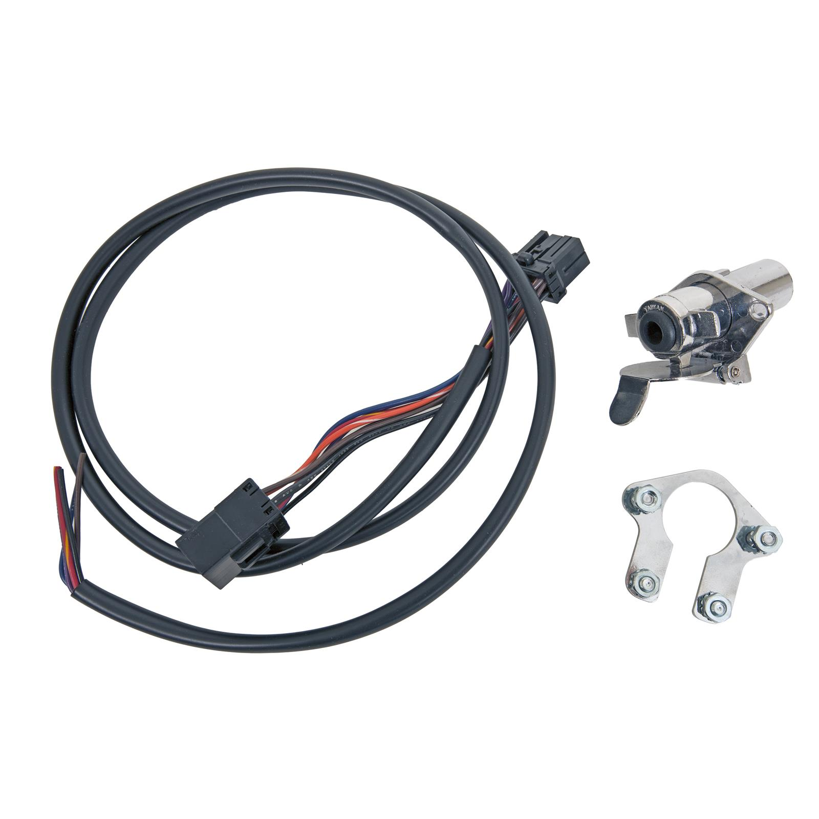 Khrome Werks Plug-and-Play Trailer Wiring Harnesses 720585 on