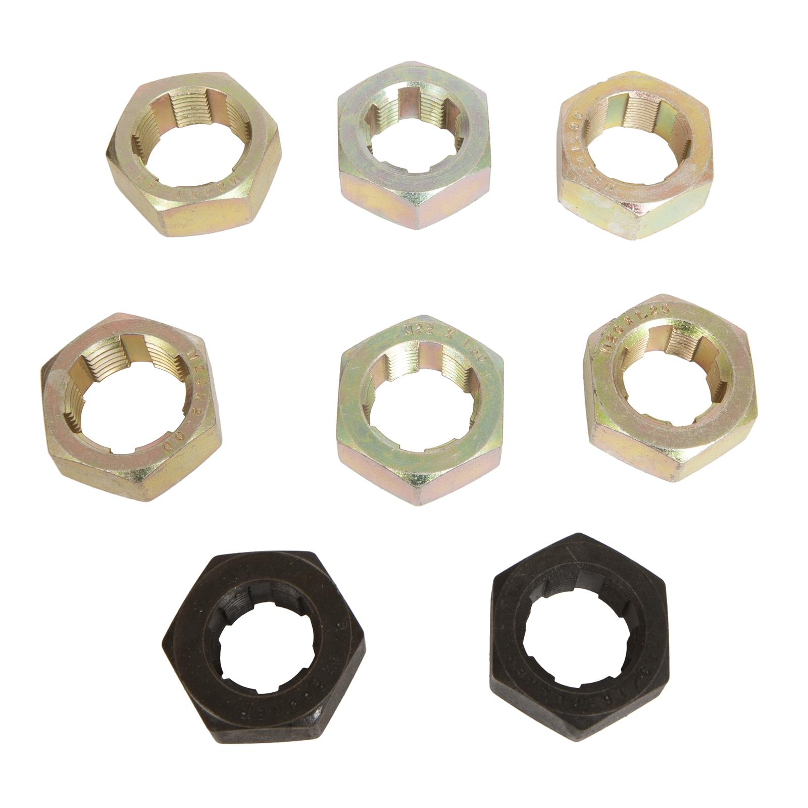 Lang Tools 2577 8 piece Light Truck Spindle Rethread Kit