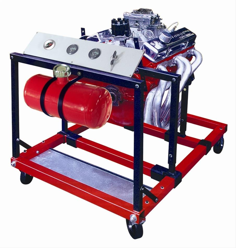 Larin Corporation Mobile Engine Testing Stations METS-1
