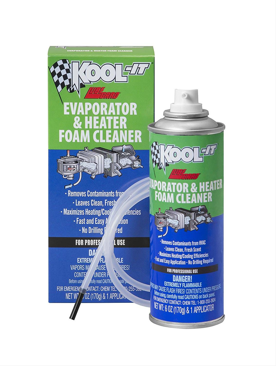 Kool It Evaporator And Heater Foam Cleaner 96030 Free Shipping On Chevrolet State Orders Over 99 At Summit Racing