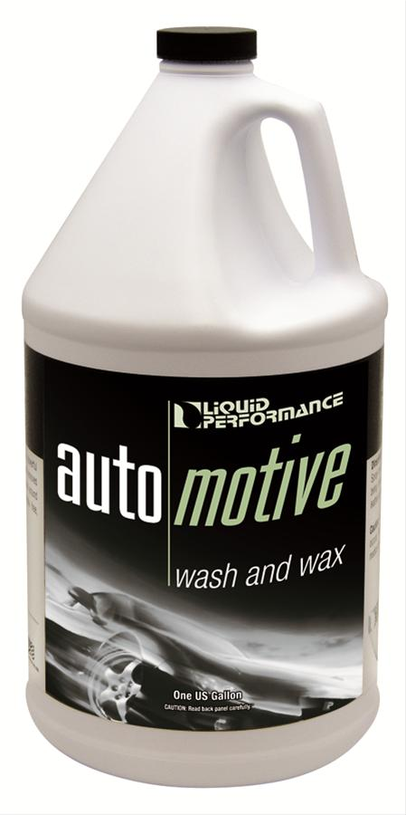 liquid performance cleaning solution automotive wash and wax 1 gallon each. Black Bedroom Furniture Sets. Home Design Ideas