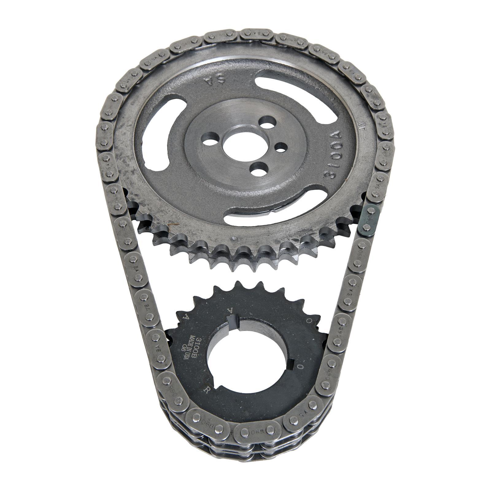 Lunati Full Roller Timing Sets With Torrington Bearing