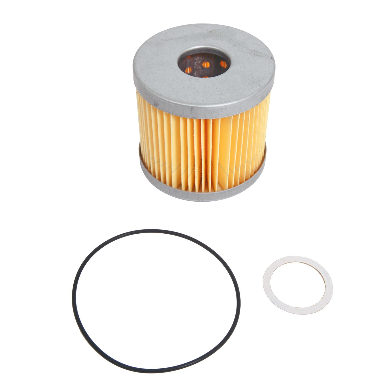 Mallory Replacement Fuel Filter Elements 29238 - Free Shipping on Orders  Over $49 at Summit Racing