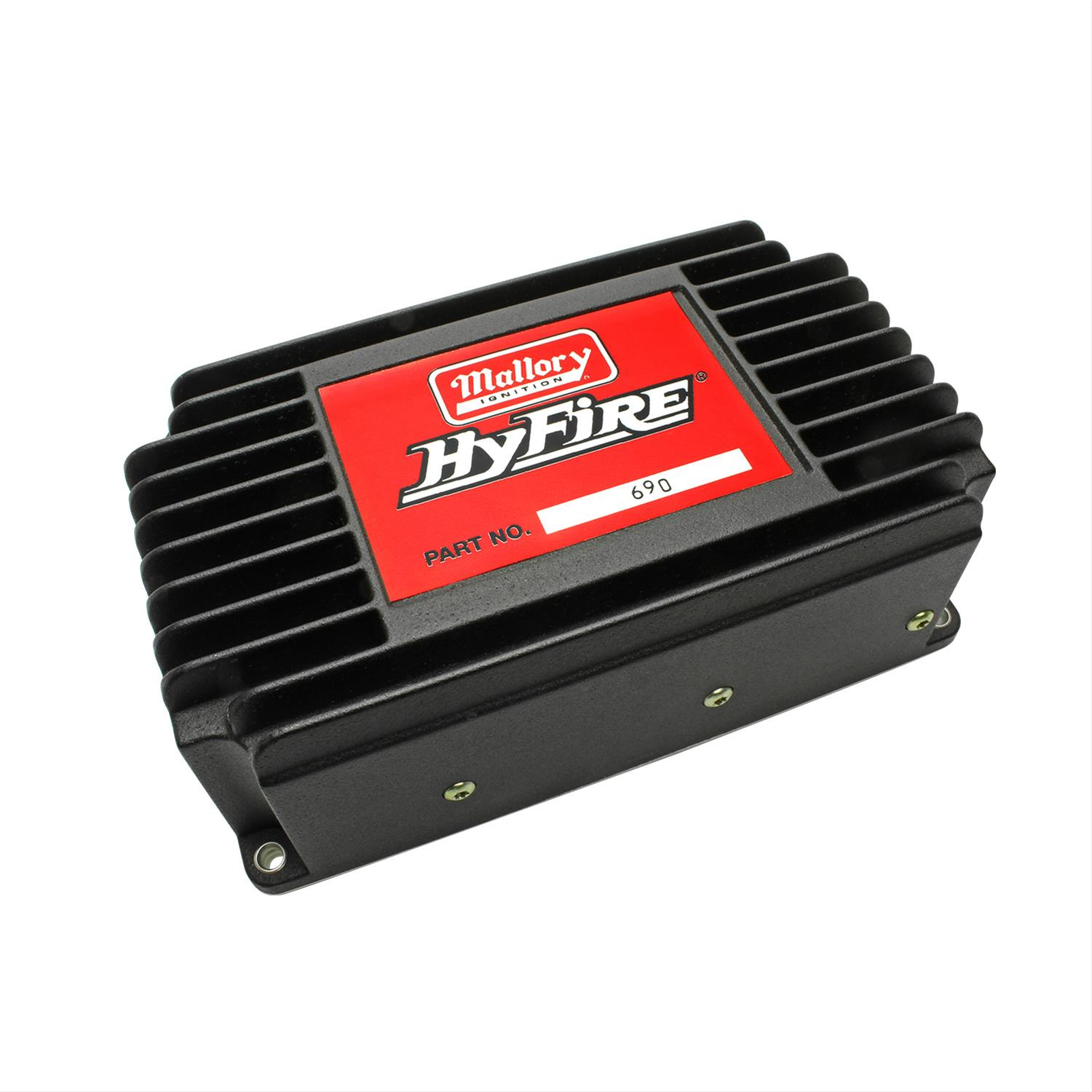 Mallory Hyfire V Ignitions 690 Free Shipping On Orders Over 99 At Ignition Systems Troubleshooting Summit Racing