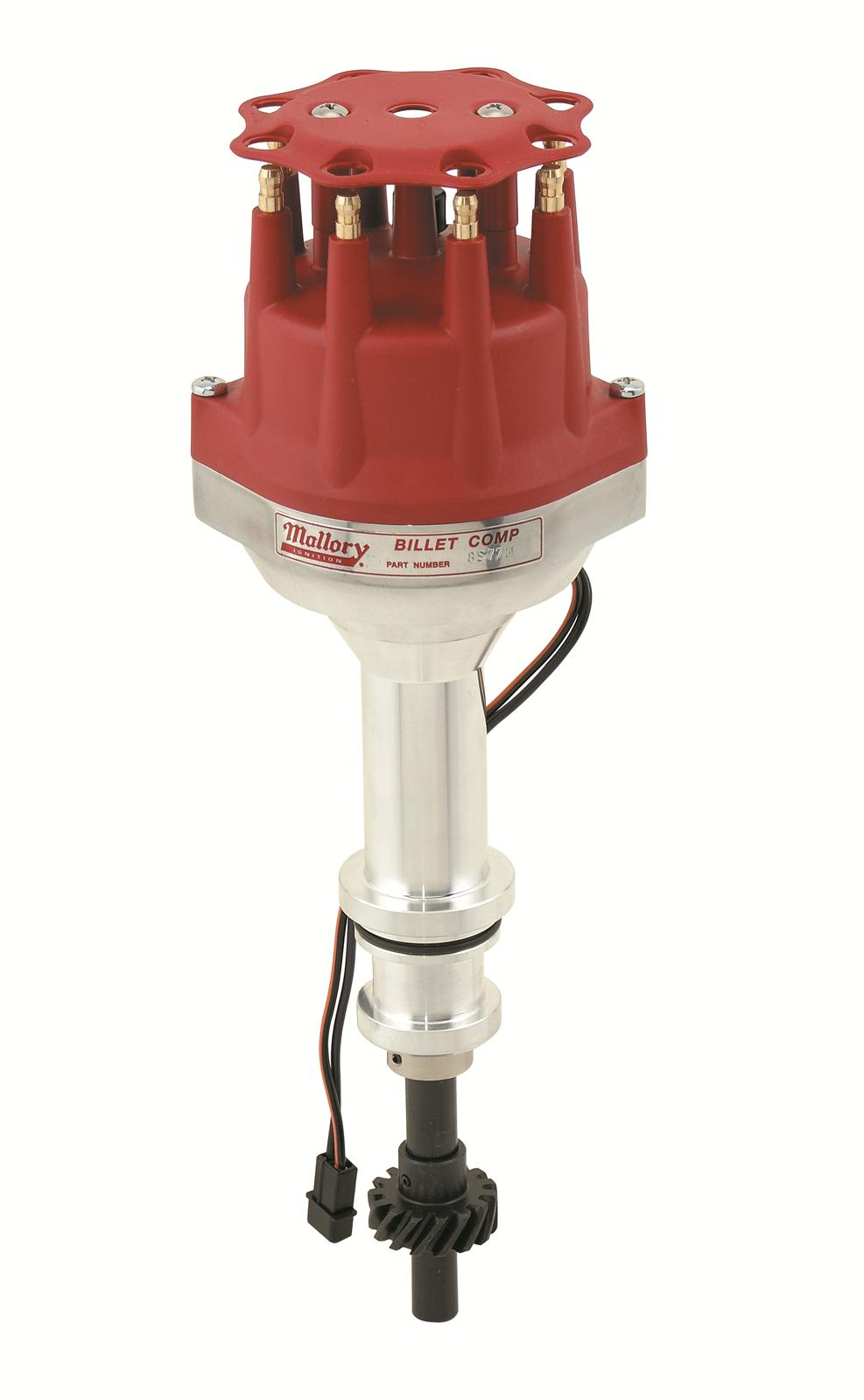 Mallory promaster series distributor 8577m ebay for Mallory material