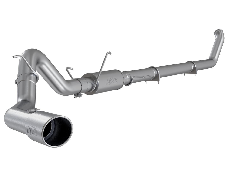 K4212S Diamond Eye 4in Stainless TurboBack Single Exhaust Kit