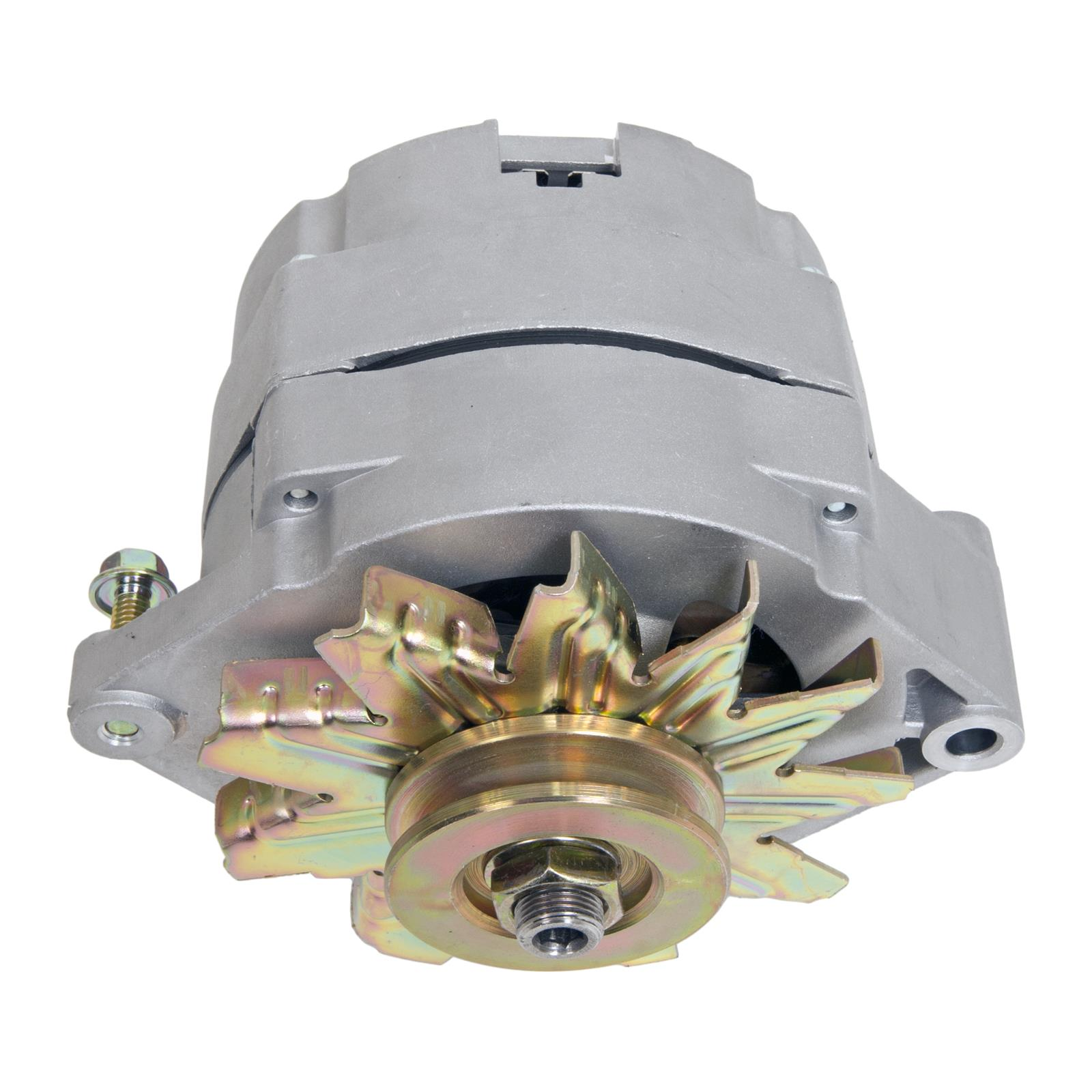 Voltage Question Delco Remy Alternator Identification 1
