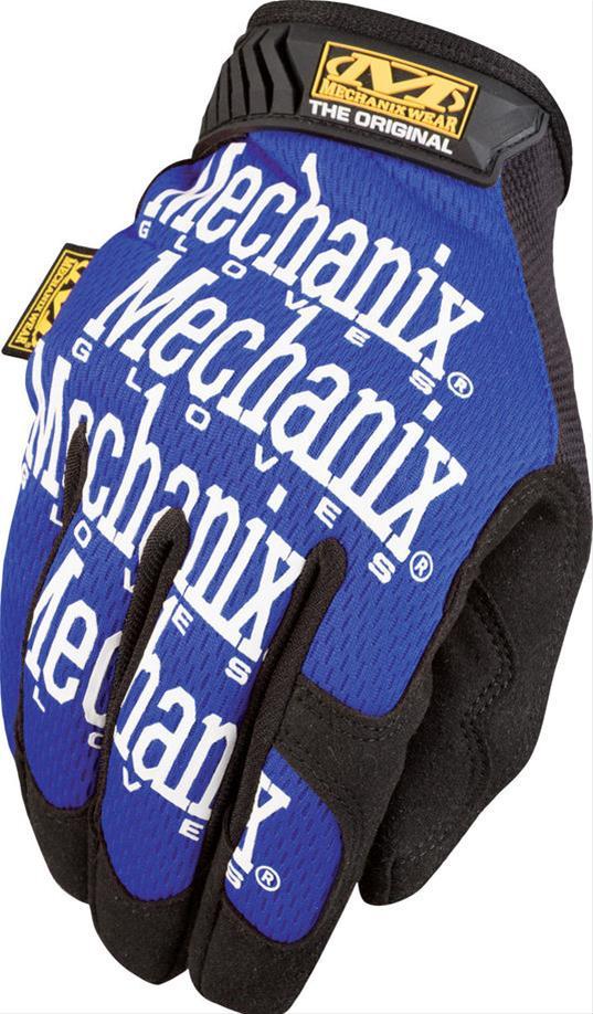 Large Mechanix Wear MG-03-010 Gloves Blue 1-Pair