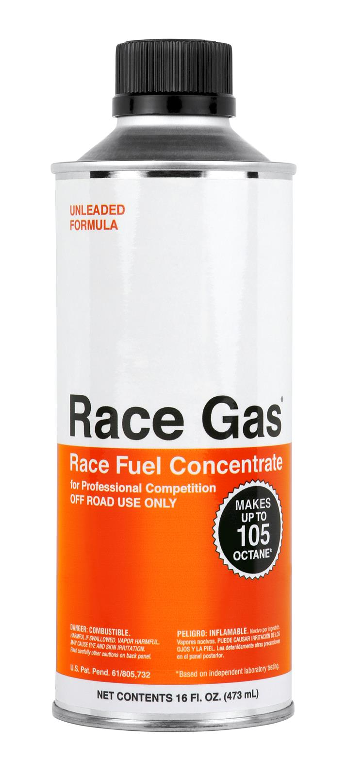 Race Gas Race Fuel Concentrate 100016