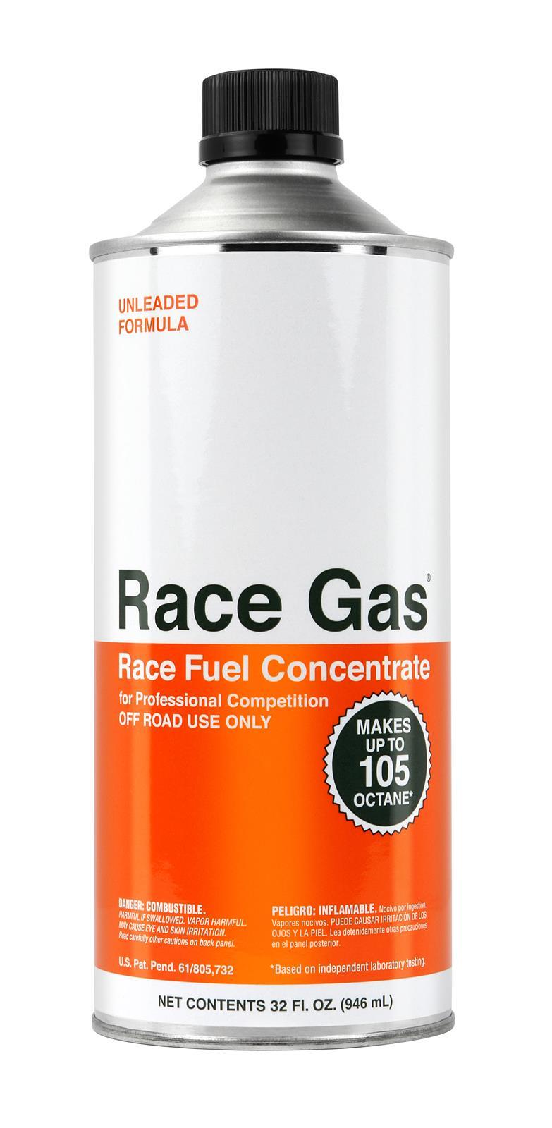 Race Gas Race Fuel Concentrate 100032