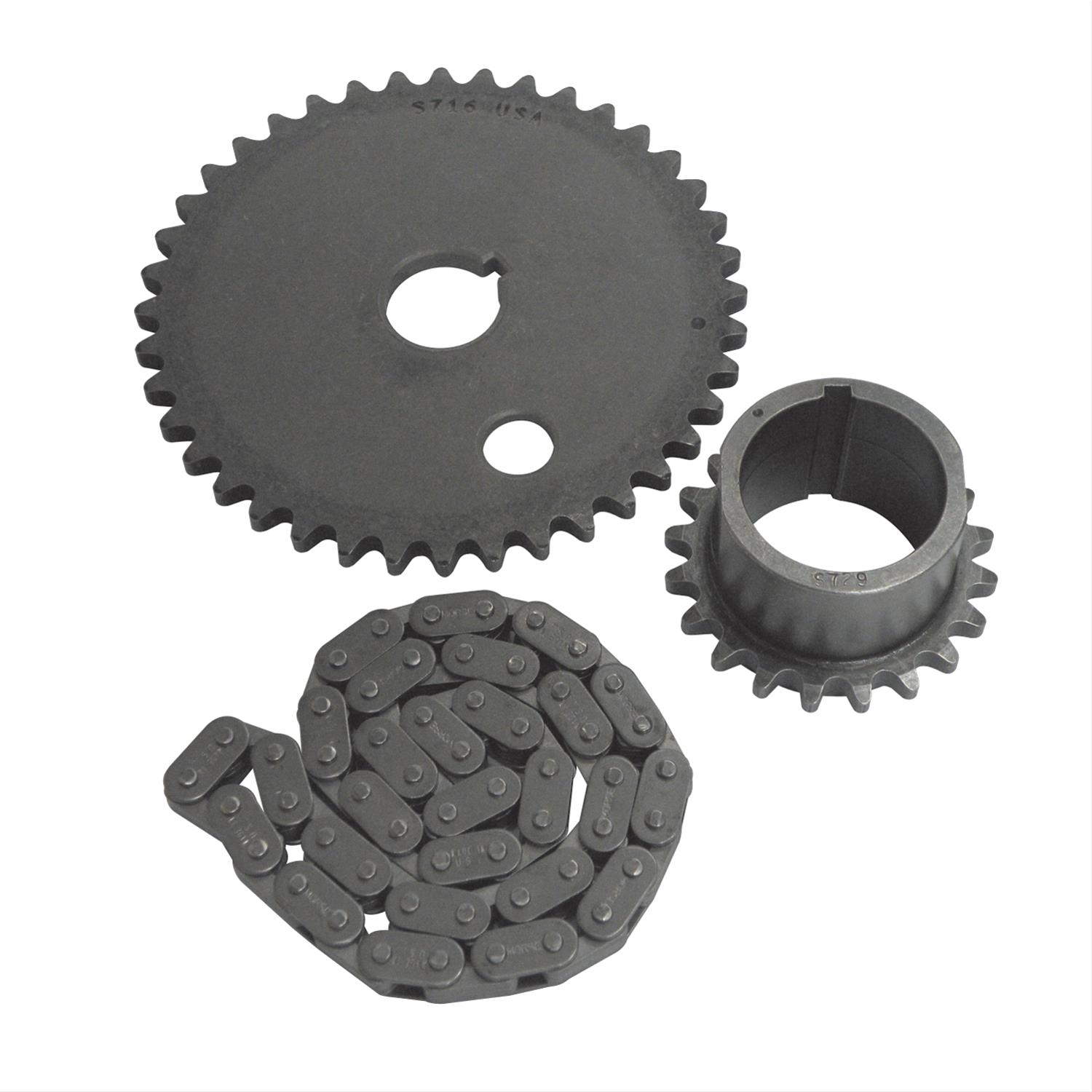 Melling 3-375S Timing Chain Set