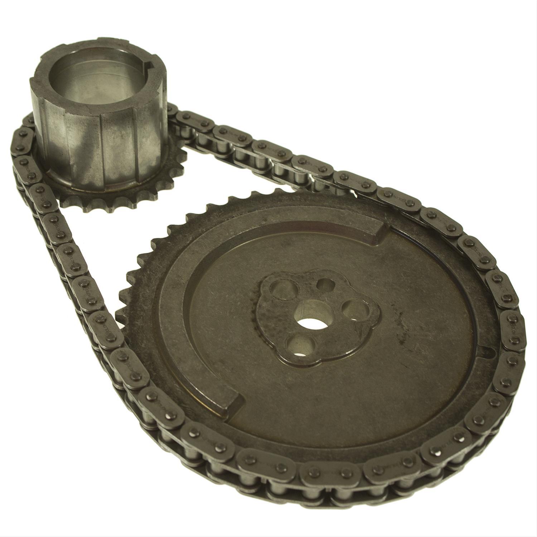 Summit Cam Bearing Tool: Melling Timing Chain Set 3-3SRH60SA