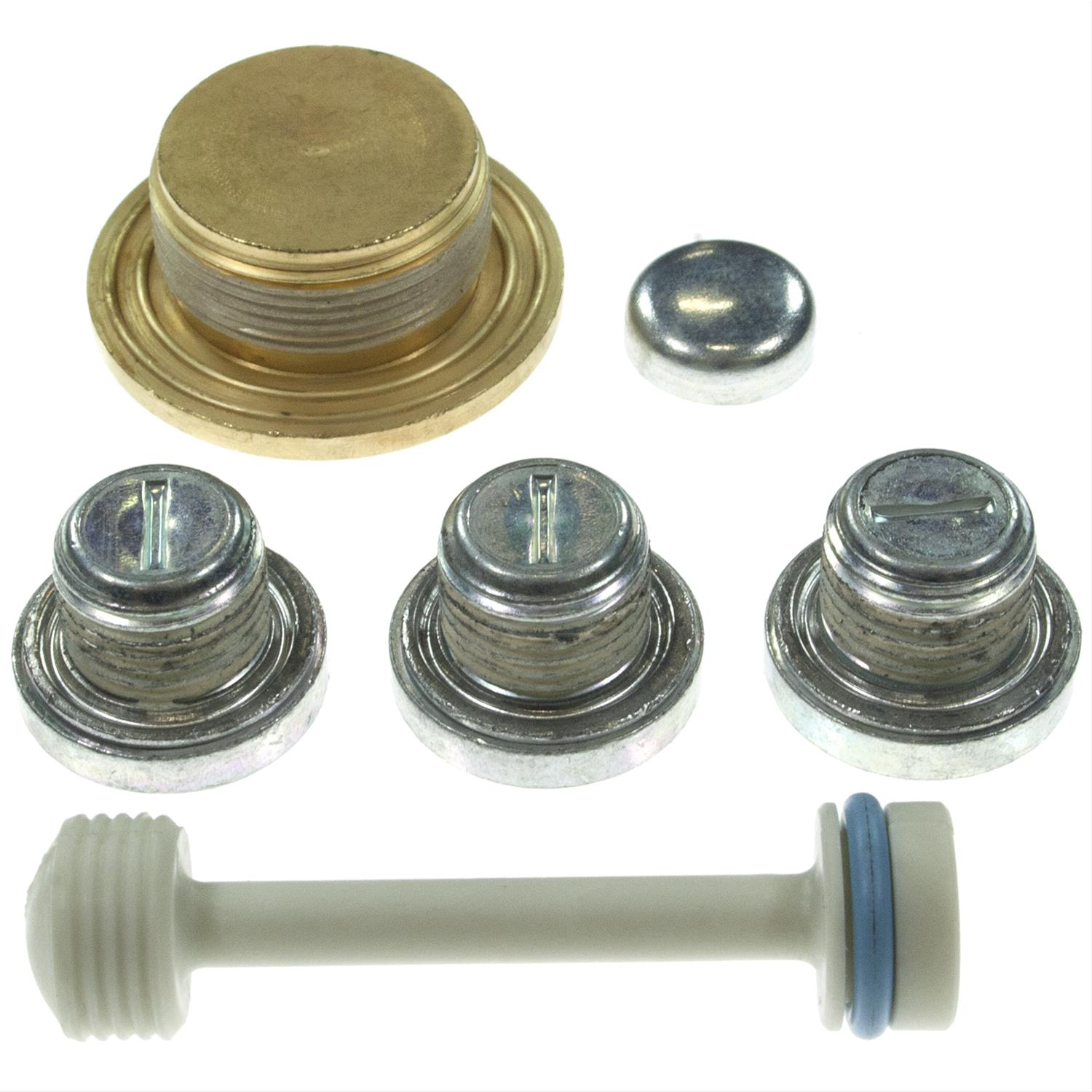 Melling MPE-250R Freeze Plug Kit