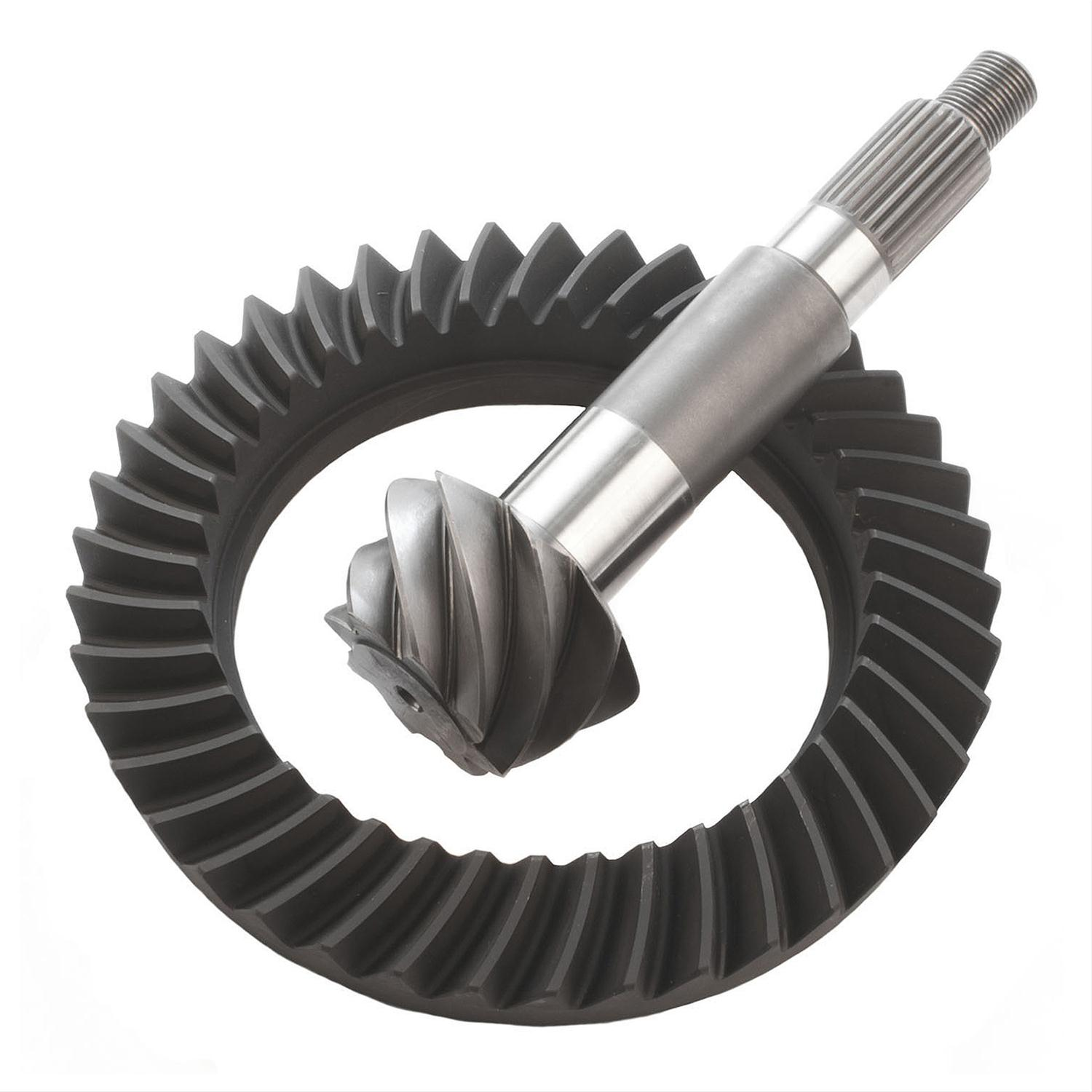 High Performance Ring and Pinion Gear Set for Dana 44 Reverse Rotation Differential YG D44R-411R Yukon