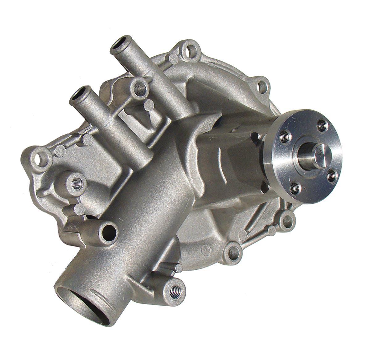 Milodon Mechanical Water Pump 16232 Ford SB 289 302 351W High-Volume Aluminum