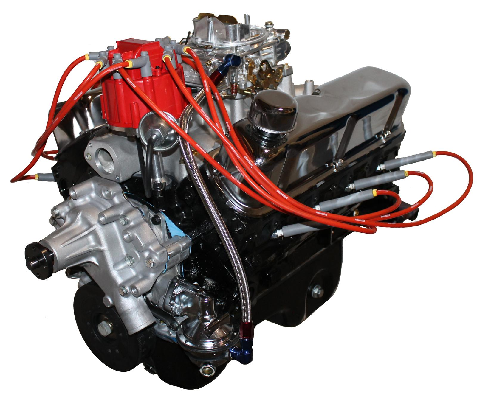 Blueprint engines ford 347 stroker 330hp value power carbureted blueprint engines ford 347 stroker 330hp value power carbureted crate engines bp3472ctc free shipping on orders over 99 at summit racing malvernweather Images