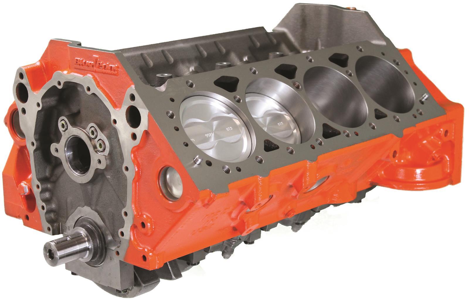 Blueprint Engines Gm 383 C I D Stroker Short Block Engines Bp38320