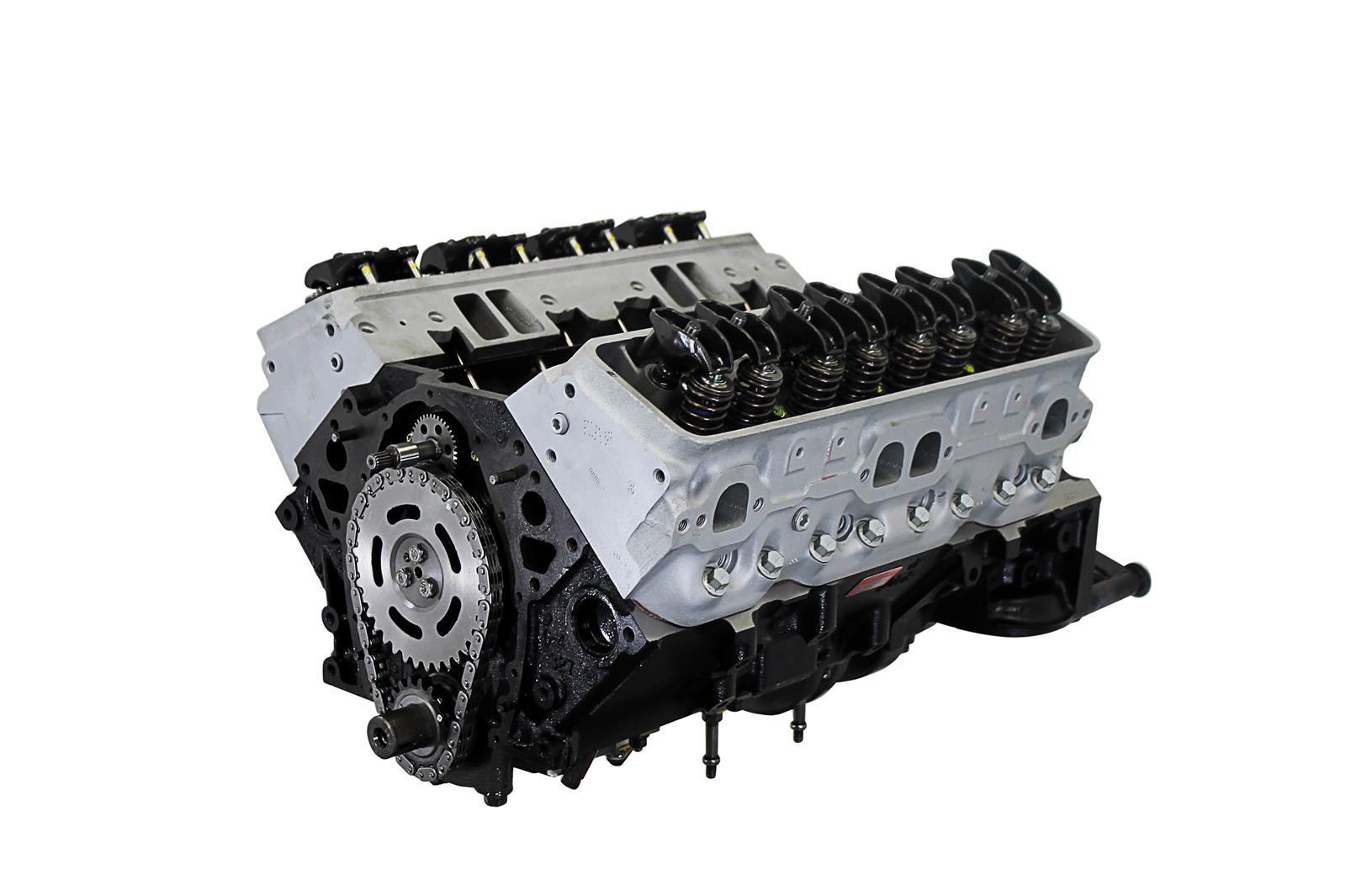 BluePrint Engines GM 355 C.I.D. 300 HP LT1 Replacement Long Block Crate  Engines BPG35027C - Free Shipping on Orders Over $49 at Summit Racing