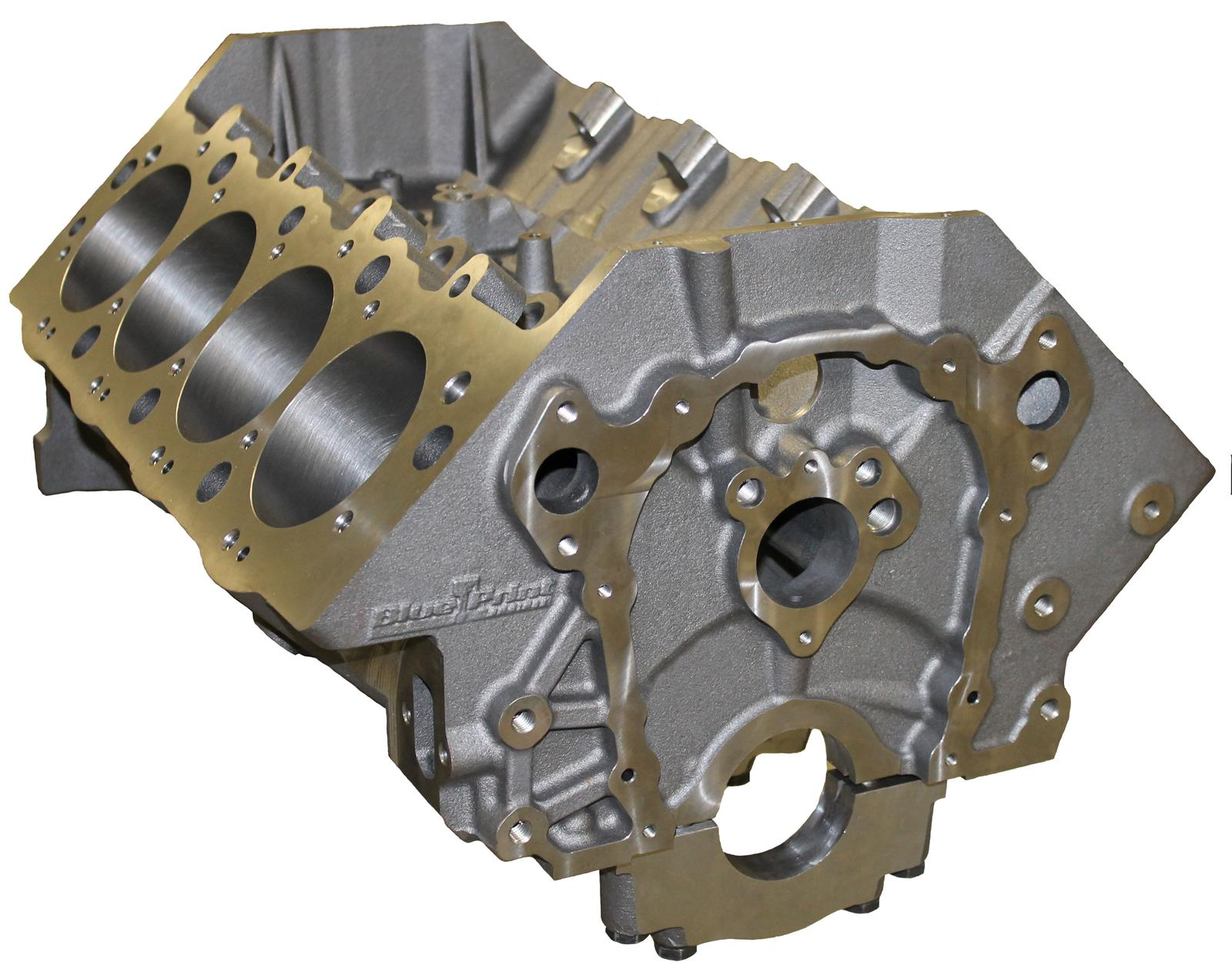Blueprint engines chevrolet 454 engine block bpt4500100s ebay blueprint engines chevrolet 454 engine block bpt4500100s malvernweather Choice Image