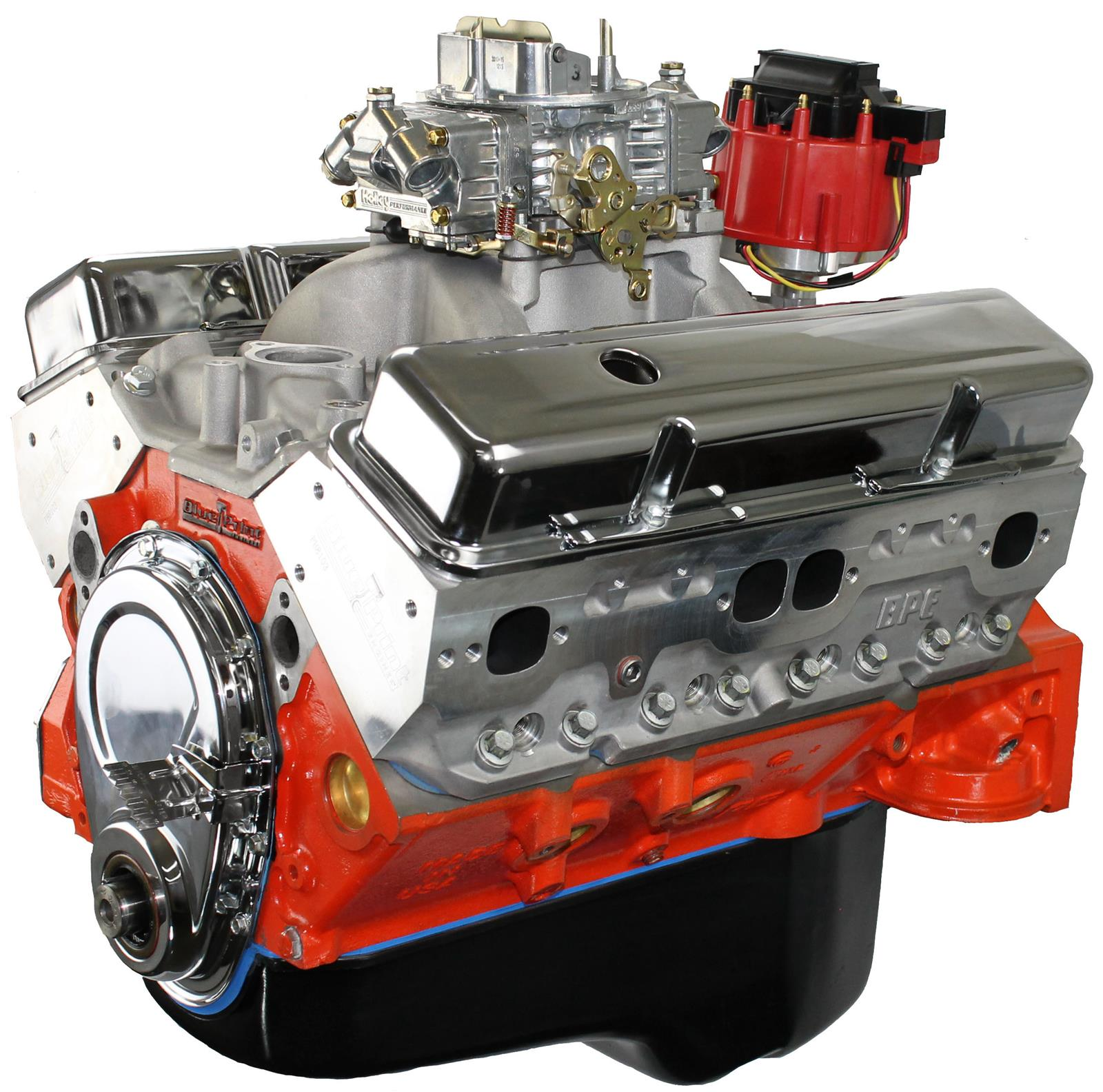 Blueprint Engines Pro Series Chevy 427 C I D 540hp Dressed