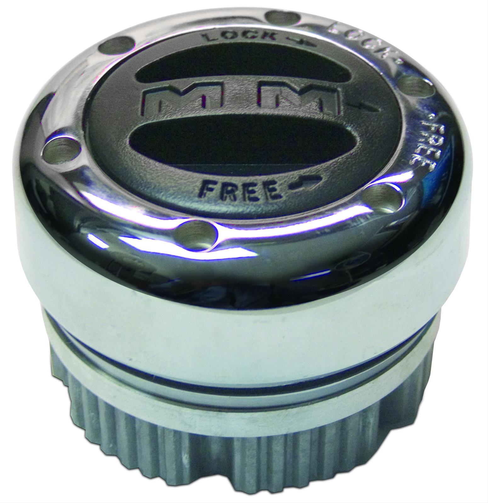 Mile Marker Street Master Locking Hubs 302 - Free Shipping on Orders Over  $99 at Summit Racing