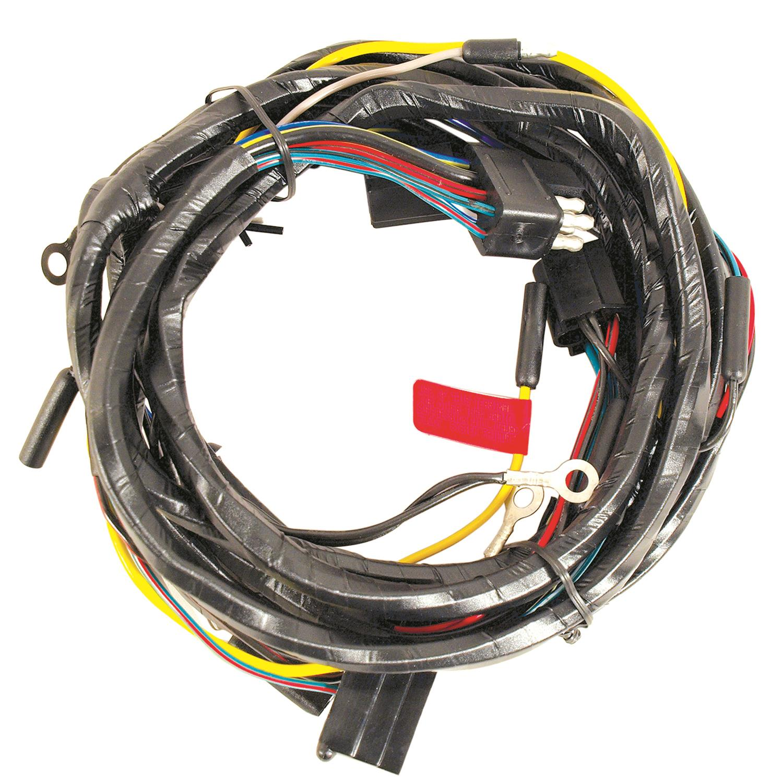 [WLLP_2054]   Mr. Mustang Headlight Wiring Harnesses MA11245 | Ford Headlight Wiring Harness |  | Summit Racing