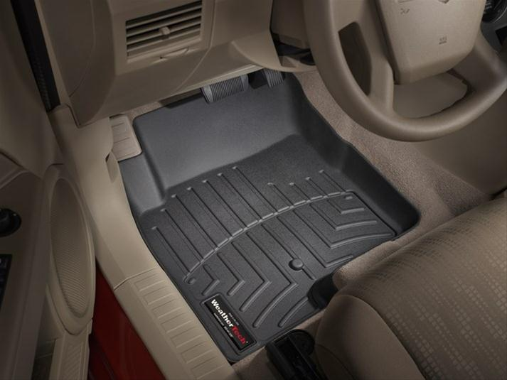 WeatherTech Floor Liners 440861   Free Shipping On Orders Over $99 At  Summit Racing