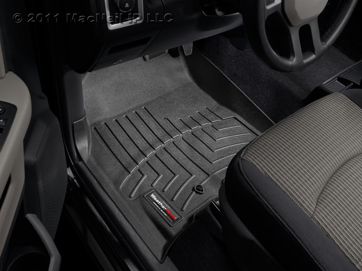 Weathertech floor mats advance auto - Weathertech Floor Liners 442161 Free Shipping On Orders Over 99 At Summit Racing
