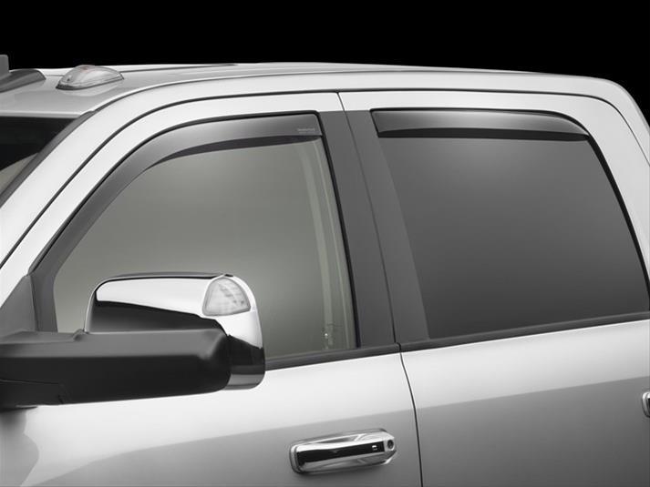 weathertech side window deflectors 82503