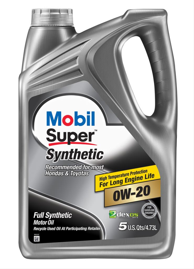 What Is Dexos Oil >> Mobil Super Synthetic Motor Oil 123087 1