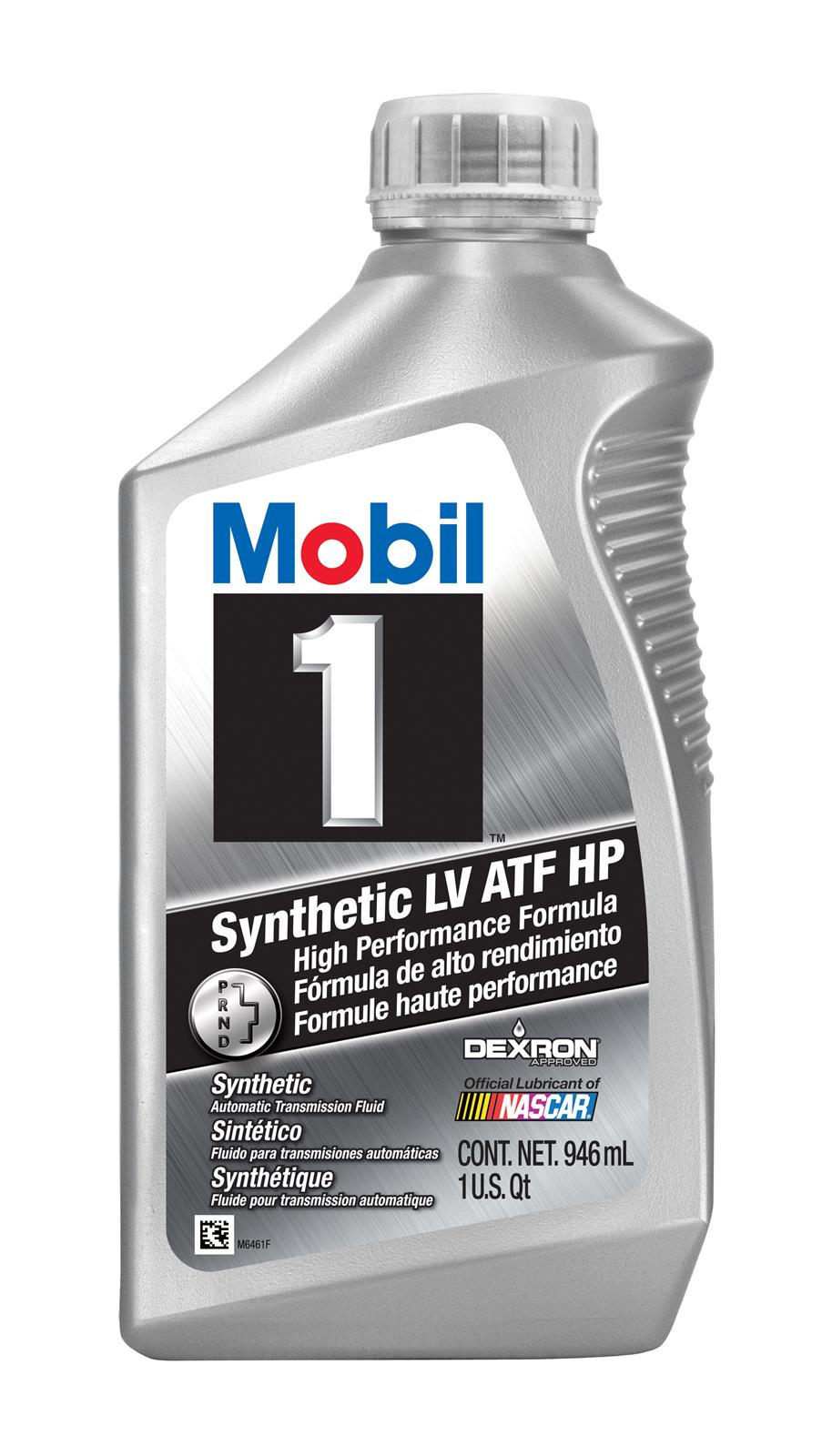 Mobil 1 Synthetic LV ATF HP 122210-1