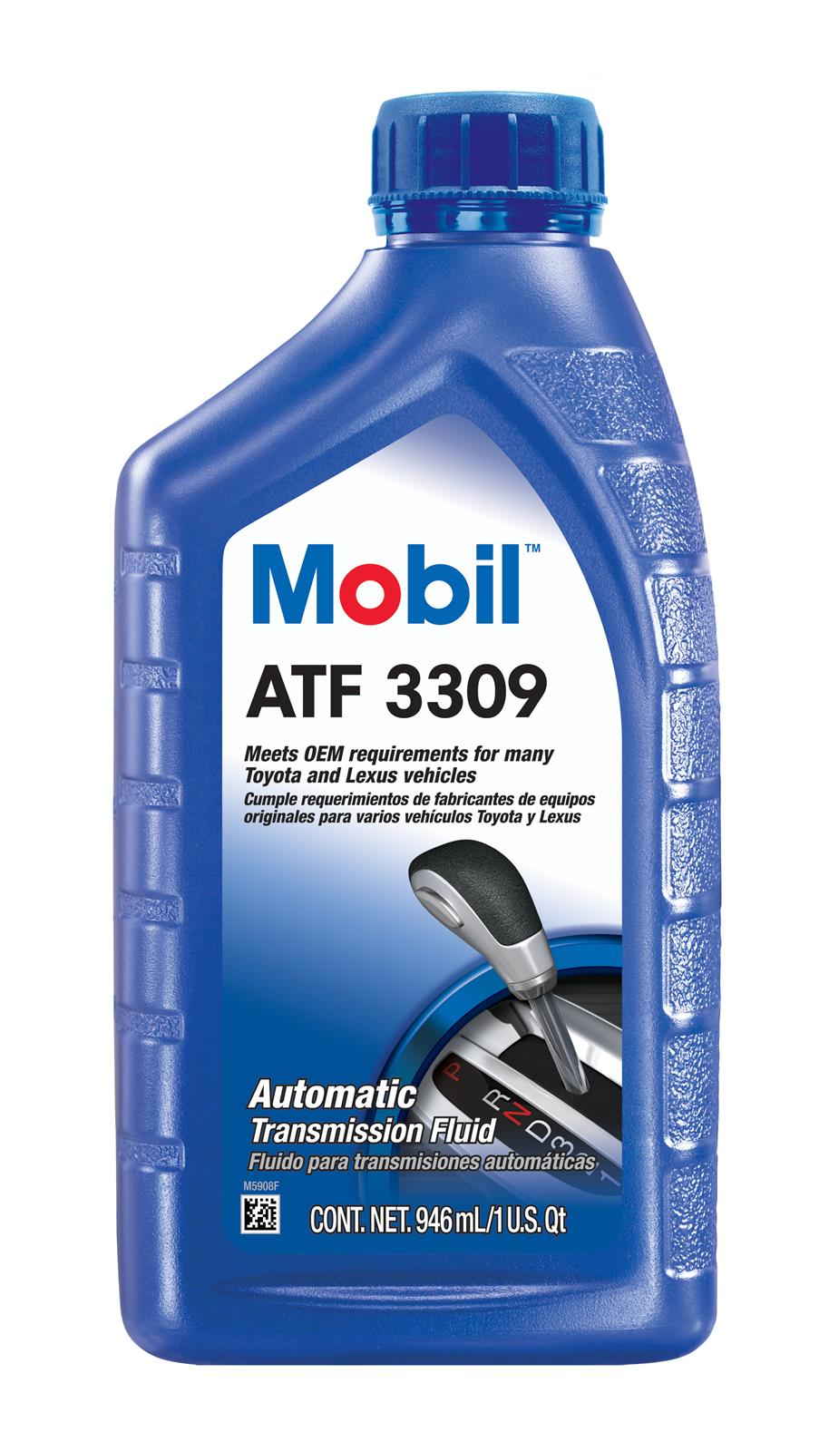 Mobil ATF 3309 123062-1 - Free Shipping on Orders Over $99 at Summit Racing