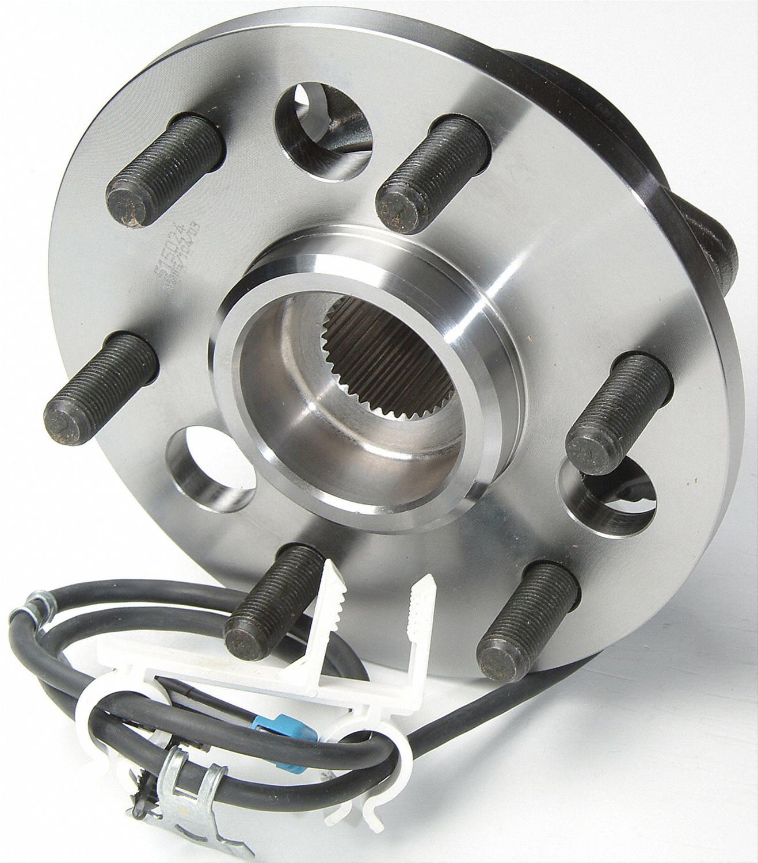 Moog Wheel Bearing and Hub Assemblies 515024 - Free Shipping on Orders Over  $99 at Summit Racing