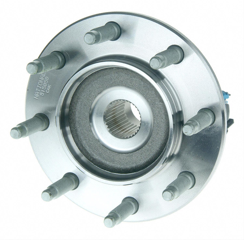 Moog Wheel Bearing and Hub Assemblies 515058