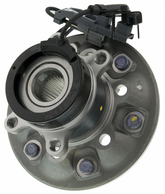 Moog 515110 Wheel Bearing and Hub Assembly