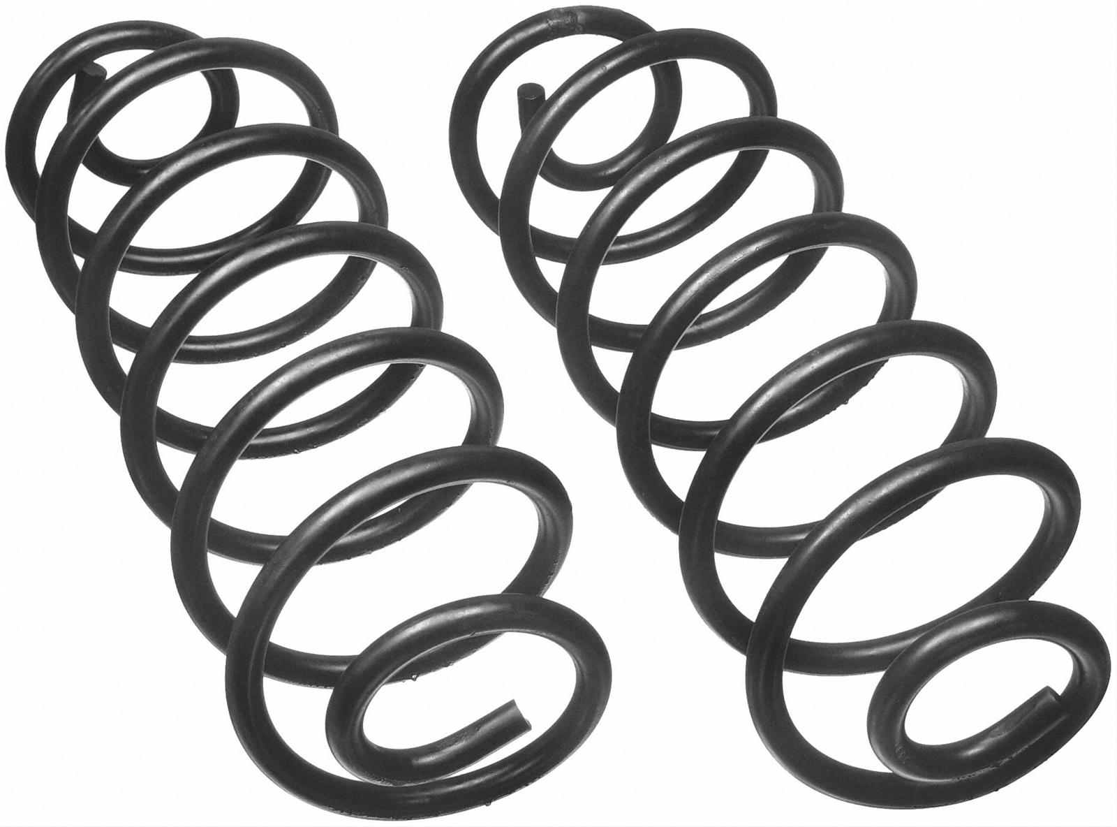 moog springs rear coil buick cadillac chevy olds pontiac pair 5245 Caprice Air Ride store categories