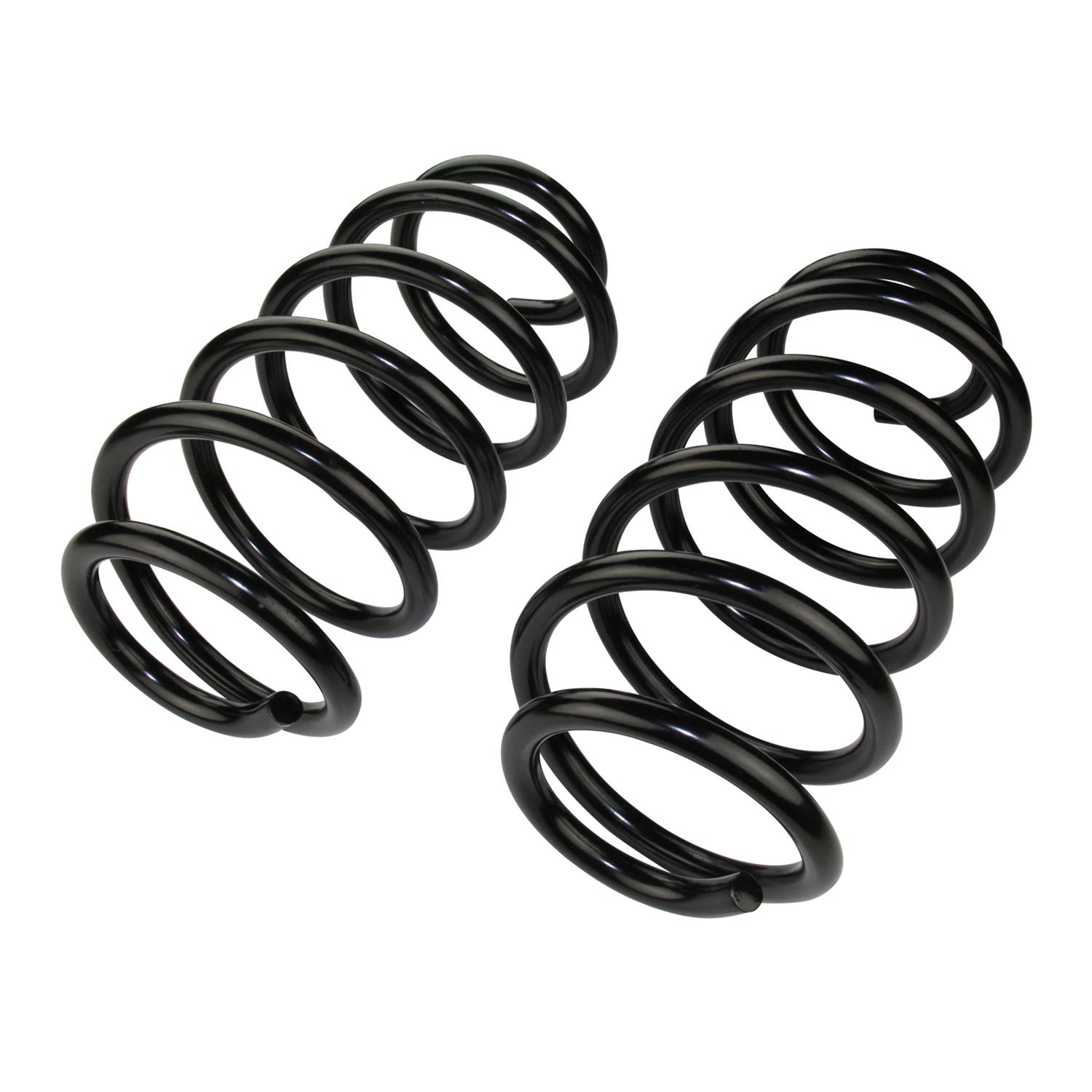 MOOG Chassis Products Moog 81633 Coil Spring Set