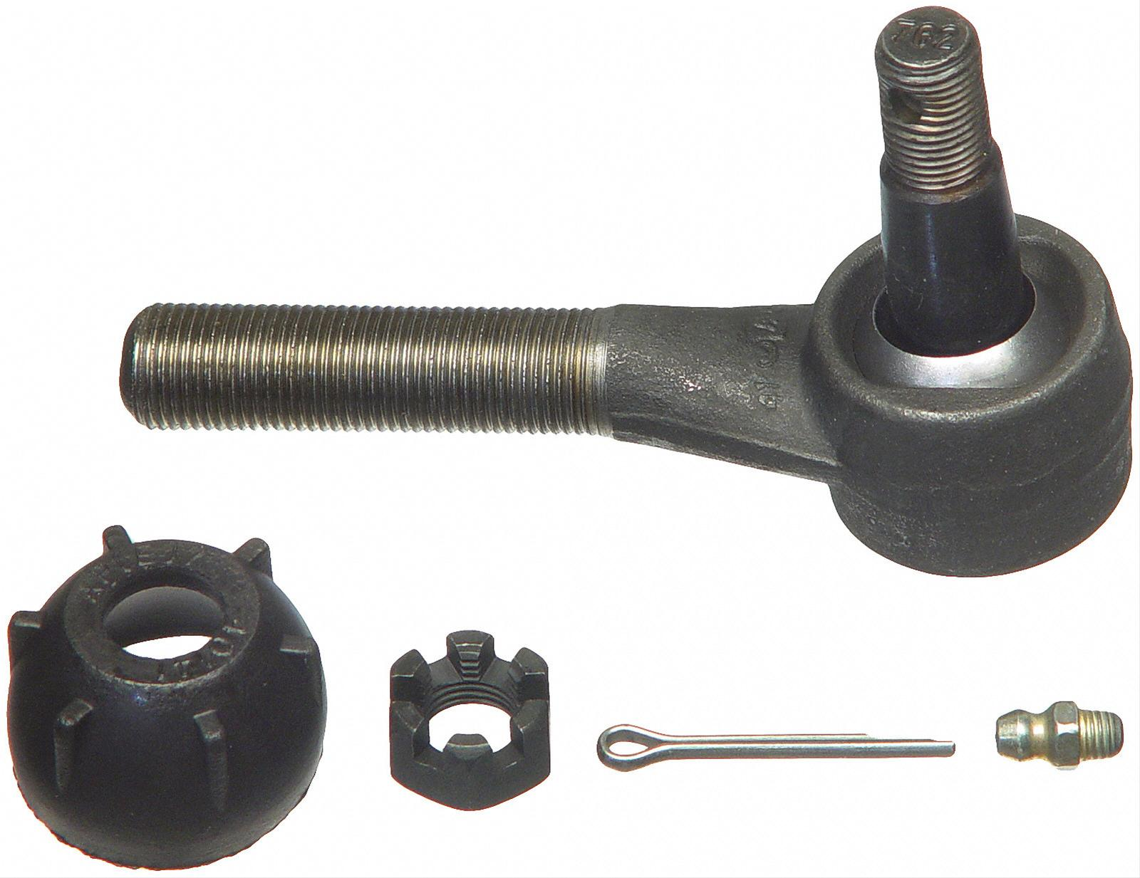 Moog Replacement Tie Rod Ends Es351rl Free Shipping On