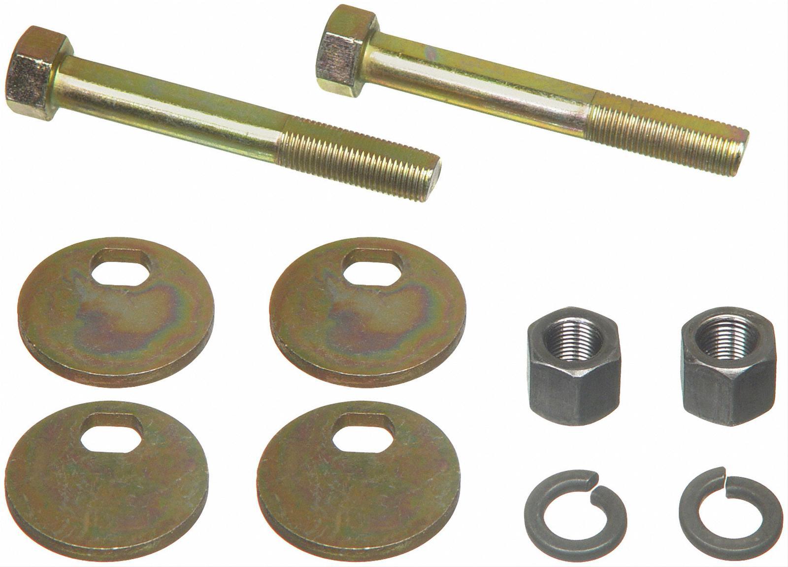Alignment Caster//Camber Kit-Cam Bolt Kit Front Upper Moog K6302
