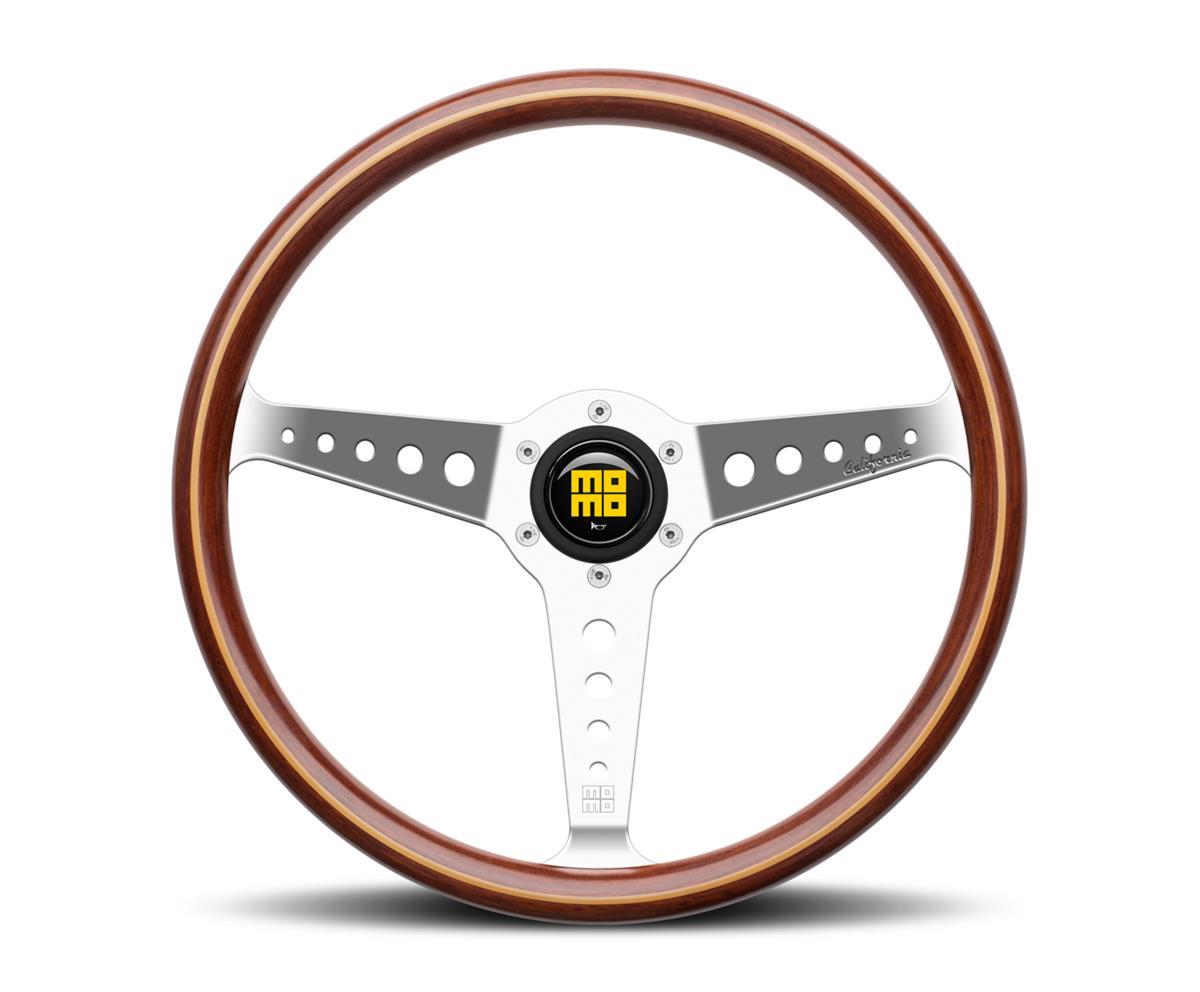 Momo Cal36wd0p Momo Racing Heritage Steering Wheels Summit Racing