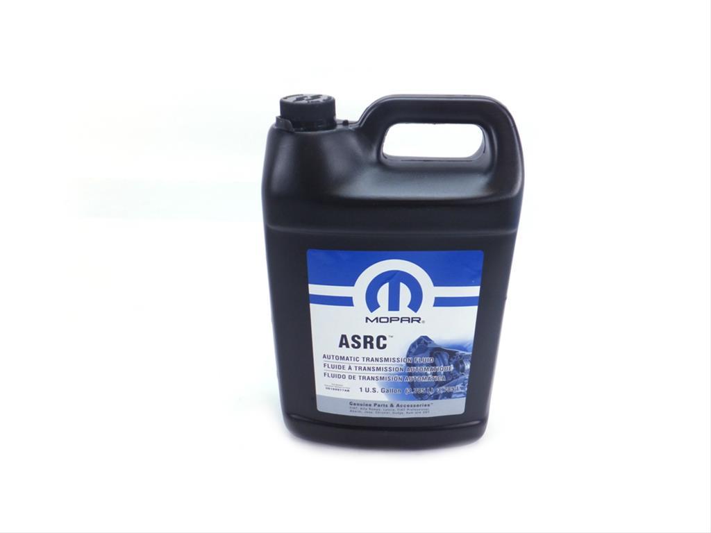 Automatic Transmission Fluid >> Mopar Replacement Automatic Transmission Fluid 05189977ab