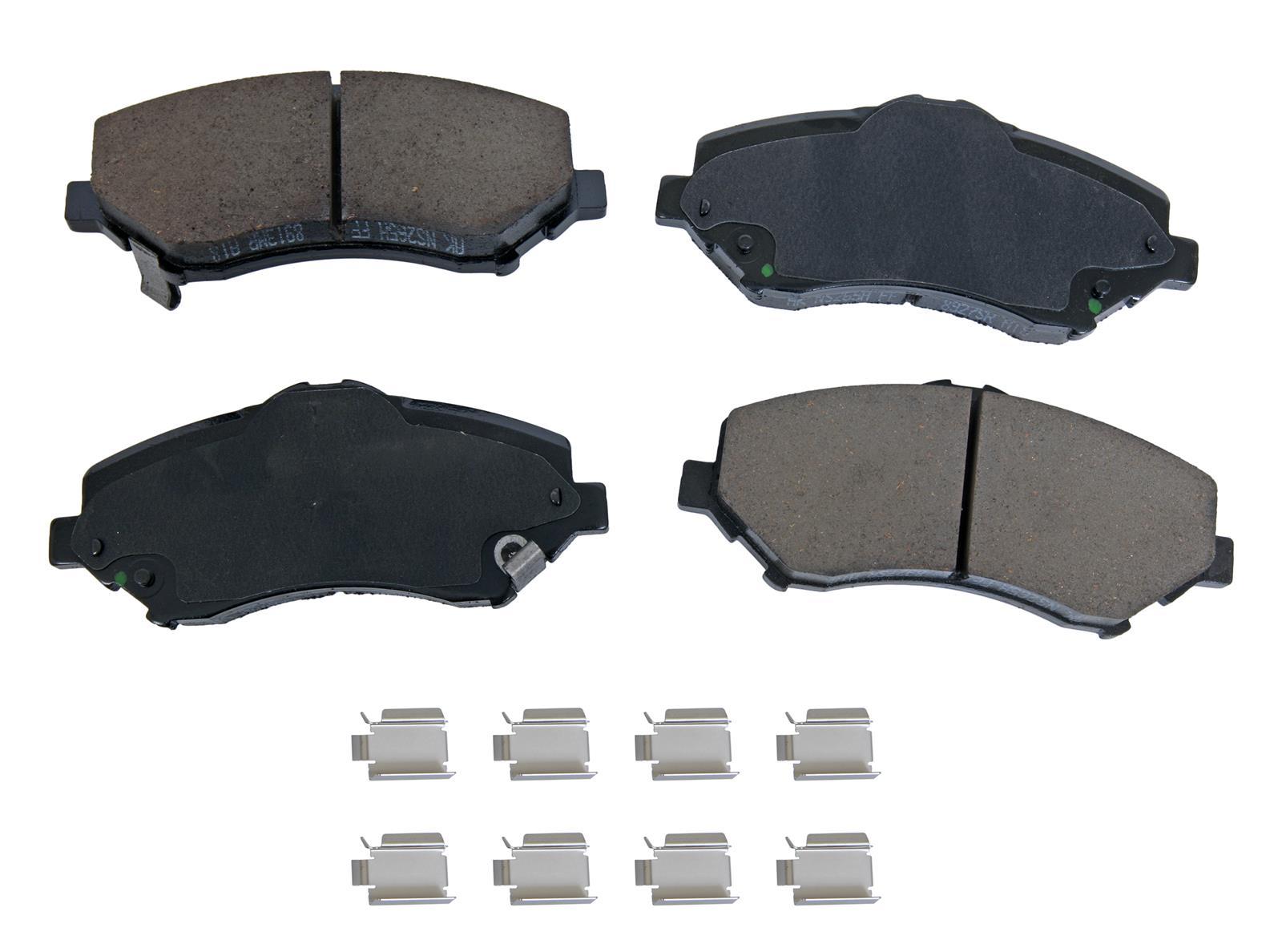 68003776AA Disc Brake Pad Installation Kit MOPAR