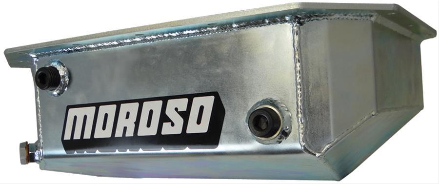 Moroso Street/Strip Oil Pans 20919