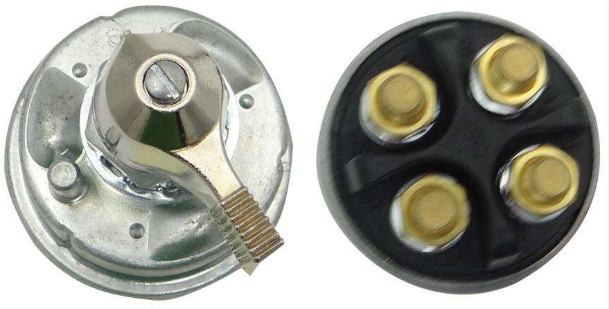 Moroso 74101 Heavy-Duty Battery Disconnect Switch